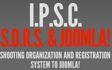 Shooting Organization and Registration System to Joomla!